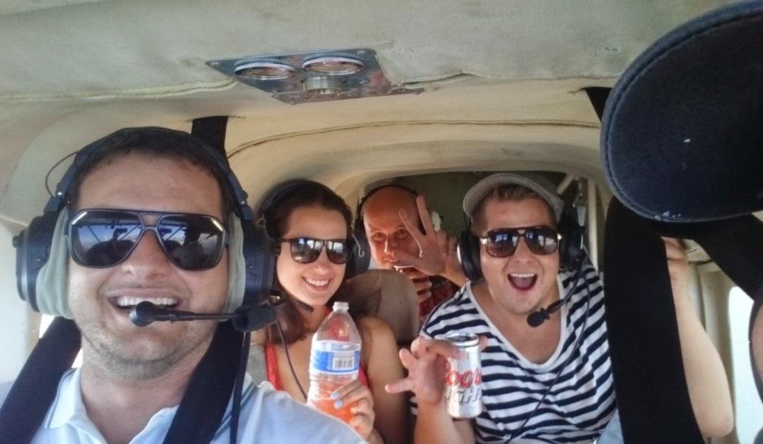 Seaplane Party !